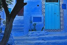 • Blue Travel • / Travel inspirations by all things blue