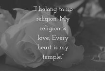 Finding my Religion (belief structure)