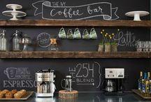 Bar, café e uns tragos