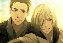 OtaYuri ♡ || Yuri!!! on Ice