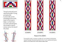 krajki tablet woven bands