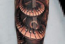 Tattoos and stuff