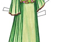 ♦Hystorical Costumes//Inspiration♦