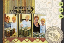 Crafts...Got Scrapbook? / traditional and digital scrapbook pages... / by Marty Ratlief