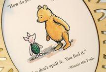 Winnie the Pooh Celebration Inspiration