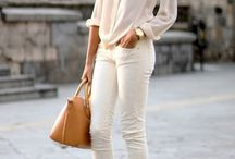Outfit  blanco - white