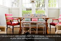 Decor Trends for 2015 / Change is inevitable! With a new year we welcome new decor trends and predictions for the colourful year ahead.