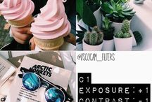 Blogging - VSCO