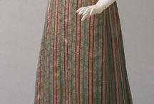 Women, Dresses, 1820s