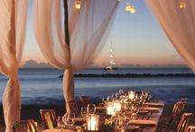 Inspiracie - Svadba na plazi alebo pri vode/Inspirations - Beach/Lake wedding