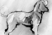 AniMaLs / Dyr og inspirasjon til kunst