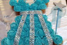 Brooke's 4th Birthday Party / Ideas for Brooke's 4th Birthday party.  She loves the color blue, and princesses...