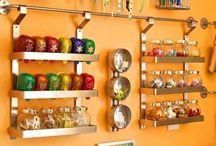 Agencement atelier de couture