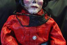 puppets...strange and creepy