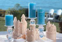 Sea&Love / Something cute for a beach wedding!