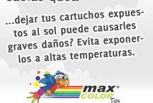 MaxcolorTips: Sabias que...