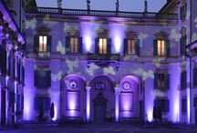 BEPPE DE PALMA-MUSIC and LIGHT DESIGN / Demo Light per il 2015 VILLA SAN CARLO BORROMEO-SENAGO