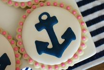 Nautical Girl Party