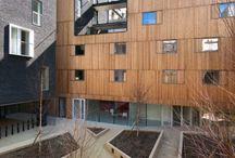 residental buildings