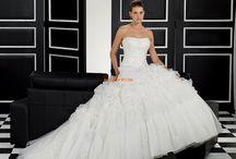 Esküvői ruhák / Menyasszonyi ruha