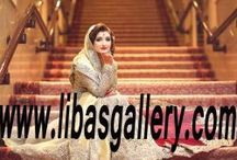 """ ♔ Luxury Couture Bridal Wear ♔"" / www.libasgallery.com presents Latest 2016 ♔ Luxury Couture Bridal Wear ♔Designer #BridalDresses #WeddingDresess #WeddingDressDesigner #HighEndDressDesigner #HighEndBridalDress #BridegroomWears #BridalWears #WeddingWears #BridalLehenga #WeddingLehenga #WeddingSharara #BridalSharara #BridalGharara #WeddingGharara #WeddingGown #BridalGown #LuxuryWeddingDress #LuxuryBridal Wear #Luxurybridaloutfits #Luxury #hautecouture #fashion #weddings #bridal #style Bridal ~ Dresses ~ Consultant #ShoppingOnline"