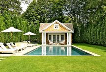 pool house / by Pam Tipton