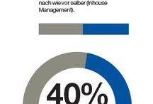 Infografiken / Die Herzstücke an Informationsgrafiken aus dem World Wide Web.