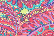 Lilly Print Archive / by Daria Smith