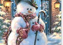 Snowmen / by Sandy Laca