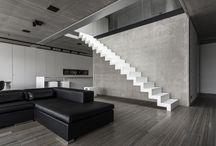 corian trappen
