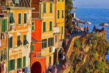 Cinque terre / Italia