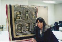 Haida weaving / Chill at weaving