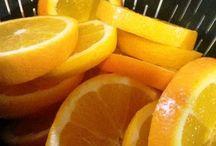 Naranjas confitadas termomix
