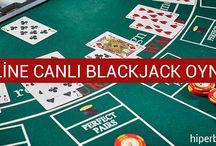 Online Canlı Blackjack Oyna