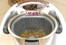 thé à la menthe thermomix