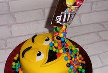 Gâteaux MM