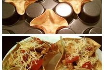 Fun dinner ideas / by Kavita Popat