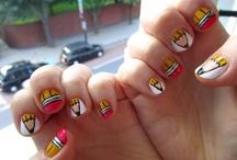 teaching nails / by Sarah Wallner