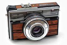 cameras / by Patrick Andrew Adams