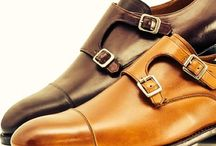 Monk / With a buckle fastening, monks are frequently worn by men who like to be different in their choice of shoe.