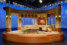 tv studio sets
