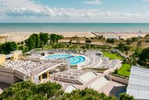 Laguna Park Hotel 4****s / Discover Laguna Park hotel in Bibione Pineda, Italy.