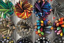 Pens & Pencils / by Paula Wegier