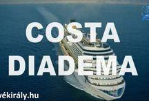 Luxus hajóút Ganoderma kávéval: DXN Europe TSIP 2016
