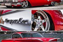 chevy impalas