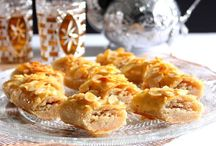 Pâtisseries Orientale / Petits dessert à l'orientale #patisserieOrientale