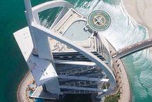 Burj al arab, Burj Khalif, Dubai....