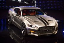 Rocket 2015 Ford Mustang / Galpin-Fisker Rocket 2015 Ford Mustang Hits L.A. with 725