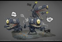 Weapones [ Guns ]
