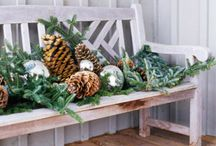 Outdoor Christmas Decor / by Christmas Tree Market